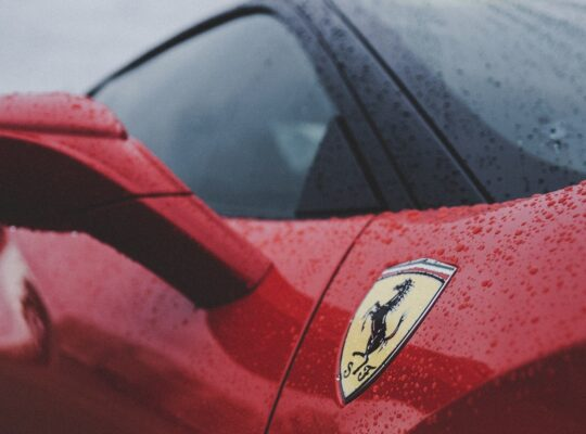 Stallions and Ferraris